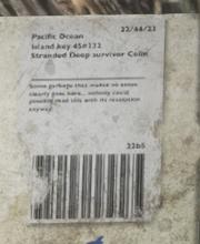 Etiqueta del paquete