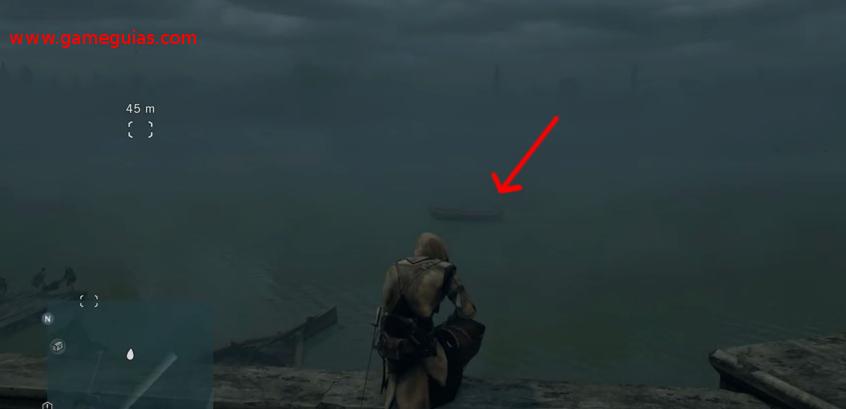 Nada hasta el bote